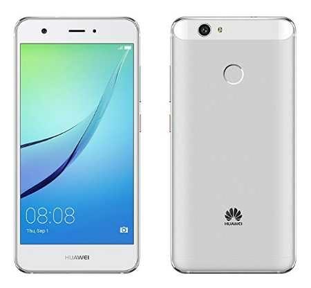 Huawei 5.0型 nova SIMフリースマートフォン NOVA/MYSTIC SILV