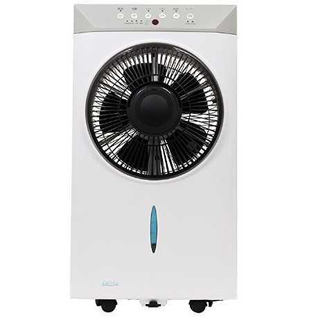 エスキュービズム ミスト冷風扇 WS-003