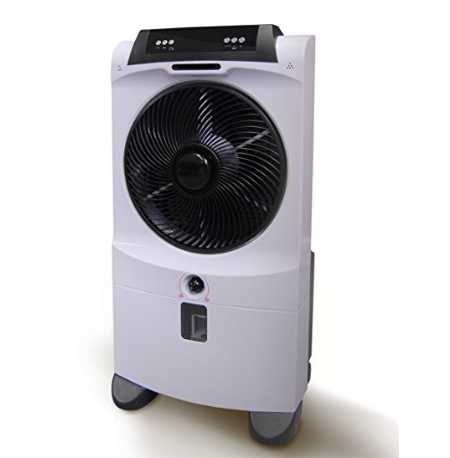 リアルライフジャパン 超音波ミストファン RL-1003M 939454