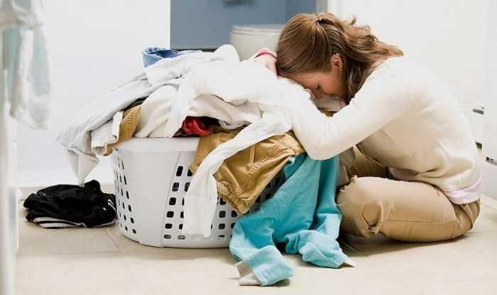洗濯物のたたみ方