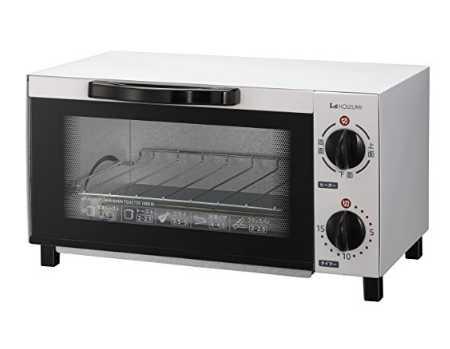 コイズミ オーブントースター KOS-1012/W