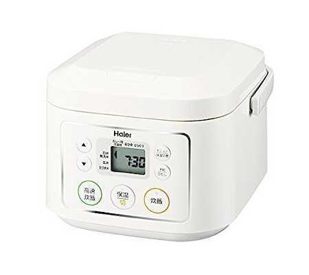 ハイアール マイコンジャー炊飯器 JJ-M30