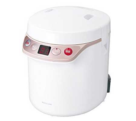 コイズミ 小型炊飯器 ライスクッカーミニ KSC-1511