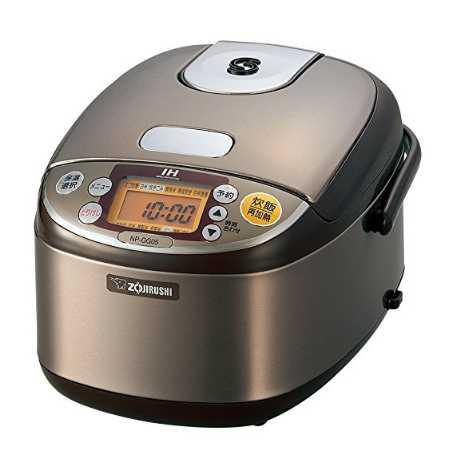 象印 IH炊飯器 3合 NP-GG05-XT