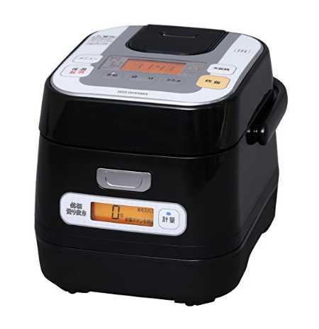 アイリスオーヤマ 炊飯器 IH 3合 RC-IA30-B