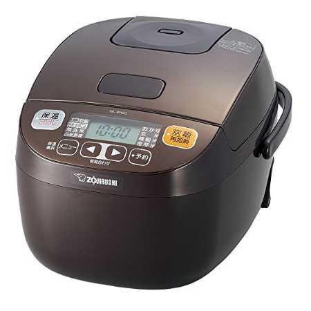 象印 炊飯器 マイコン式 3合 NL-BA05-TA