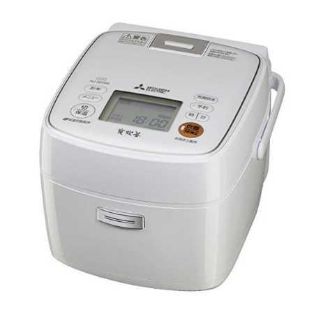 三菱電機 IHジャー炊飯器 備長炭 炭炊釜 3.5合炊き NJ-SE066
