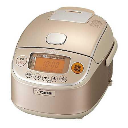 象印 圧力IH炊飯器 3合 NP-RK05-NZ