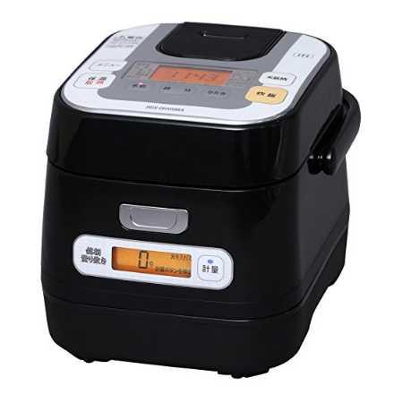 アイリスオーヤマ 炊飯器 IH 3合 銘柄量り炊き 米屋の旨み RC-IA30-B