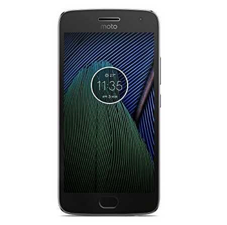 モトローラ Moto G5 Plus 32GB SIMフリースマートフォン AP3824AC3J4