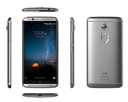 ZTE AXON 7 SIMフリースマートフォン A2017G