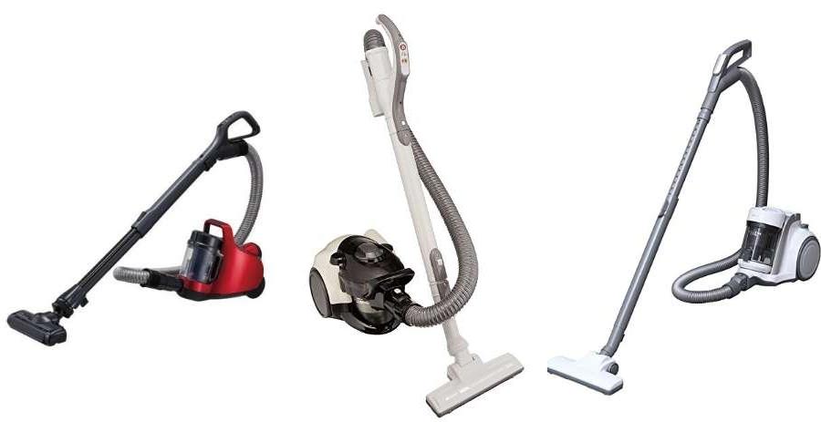 低価格帯サイクロン式掃除機
