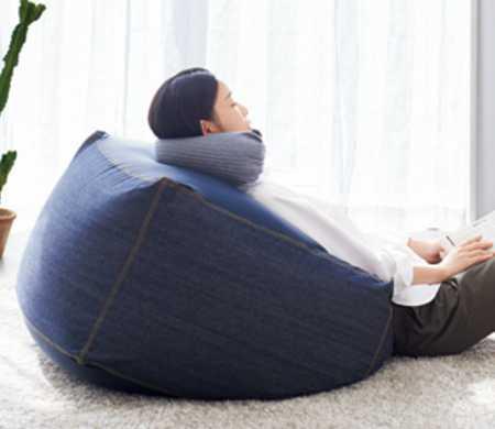 無印良品 体にフィットするソファ
