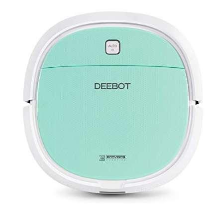 エコバックス スマホアプリ対応小型ロボット掃除機 DEEBOT MINI2