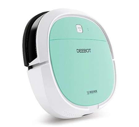 エコバックス モップ搭載小型クリーニングロボット掃除機 DEEBOT MINI