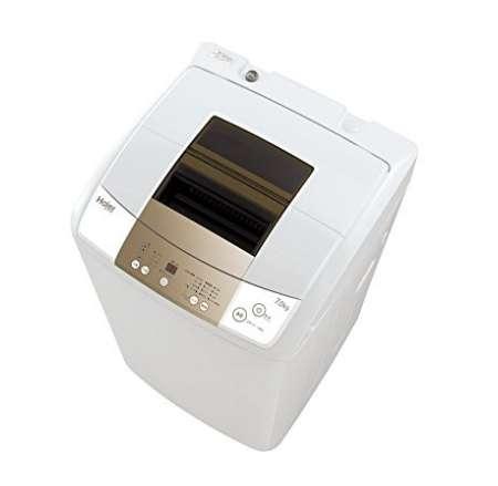 ハイアール 全自動洗濯機 7.0kg JW-K70M