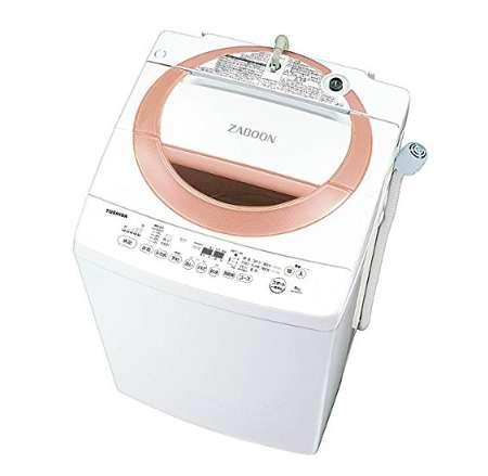 東芝 全自動洗濯機 ZABBON 8.0kg AW-D836
