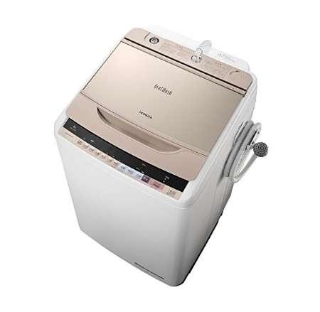 日立 全自動洗濯機 ビートウォッシュ 8.0kg BW-V80B