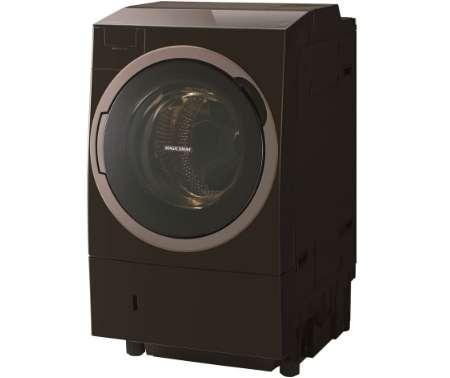東芝 ドラム式洗濯乾燥機 洗濯11kg 乾燥7㎏ TW-117X5L