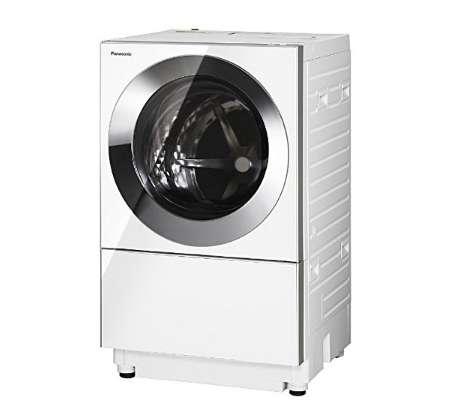 パナソニック ドラム式洗濯乾燥機 Cuble(キューブル) 洗濯10kg 乾燥3㎏ NA-VG1100L