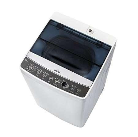 ハイアール 全自動洗濯機 5.5kg JW-C55A