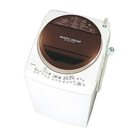 東芝 縦型洗濯乾燥機 洗濯8kg 乾燥4.5kg AW-8V3M
