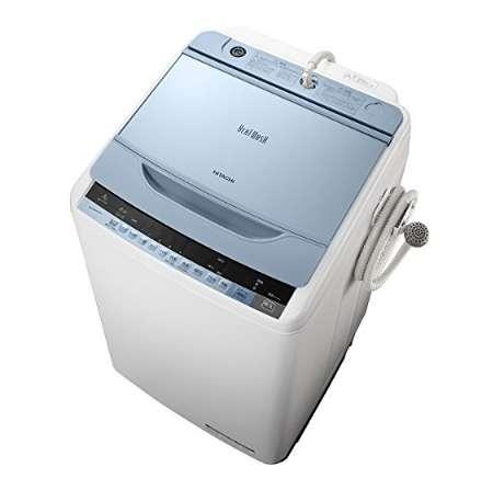日立 全自動洗濯機 ビートウォッシュ 洗濯7㎏ BW-V70A