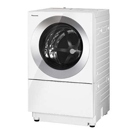 パナソニック ドラム式洗濯機 Cuble(キューブル)洗濯7kg 乾燥3kg NA-VG710L