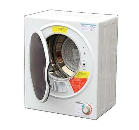アルミス 小型衣類乾燥機 2.5kg ASD-2.5