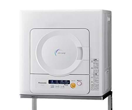 パナソニック 衣類乾燥機 4kg NH-D402P