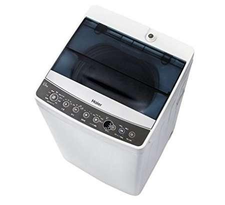 ハイアール 5.5kg 全自動洗濯機 JW-C55A