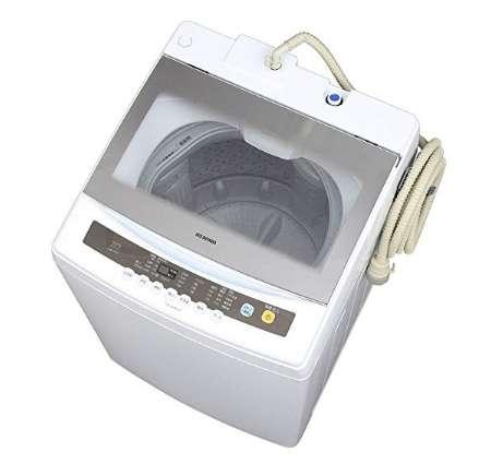 アイリスオーヤマ 7.0Kg 全自動洗濯機 IAW-T701
