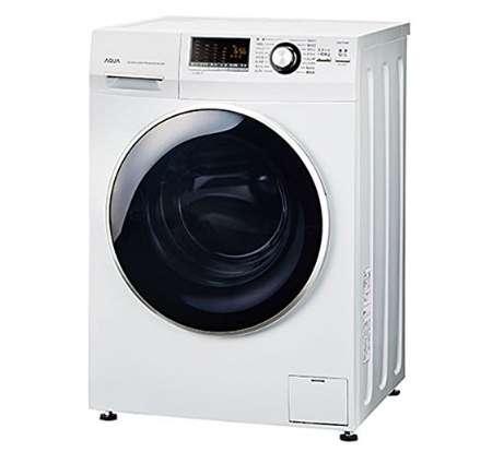 アクア ドラム式洗濯機 AQUA Hot Water Washing 洗濯8㎏ AQW-FV800E