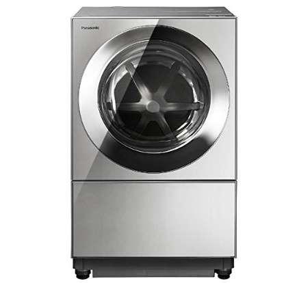 パナソニック ドラム式洗濯乾燥機 Cuble(キューブル) 洗濯10kg 乾燥3㎏ NA-VG2200