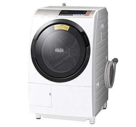 日立 ドラム式洗濯乾燥機 ビッグドラム 洗濯11㎏ 乾燥6㎏ BD-SV110B