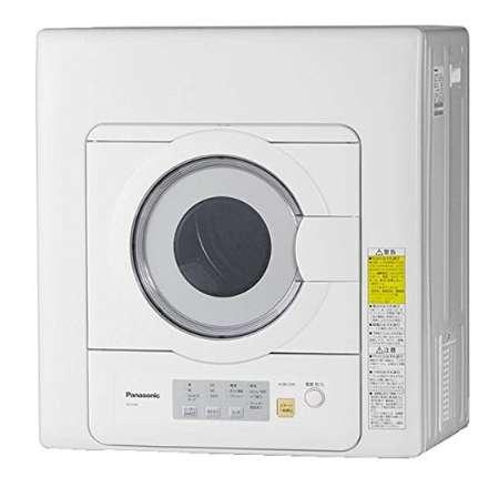 パナソニック 衣類乾燥機 5.0kg NH-D503