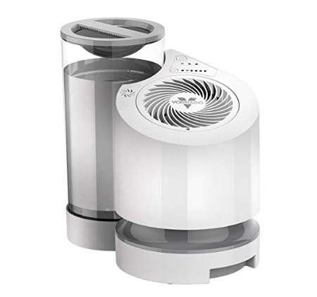 ボルネード 気化式加湿器 EV100-JP