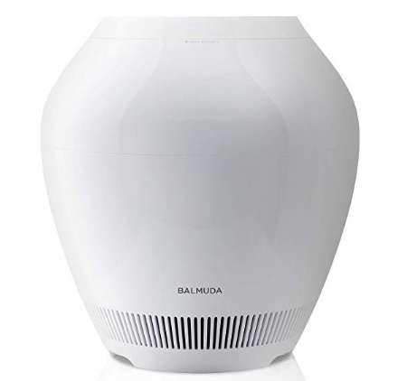 バルミューダ 気化式加湿器 Rain Wi-Fiモデル ERN-1100UA-WK