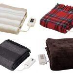 人気の電気毛布