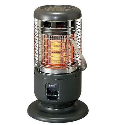 リンナイ ガス赤外線ストーブ R-1290VMSIII