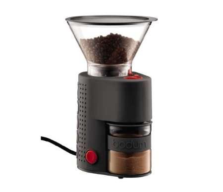 ボダム コーヒーミル BISTRO 電気式コーヒーグラインダー 10903-01JP