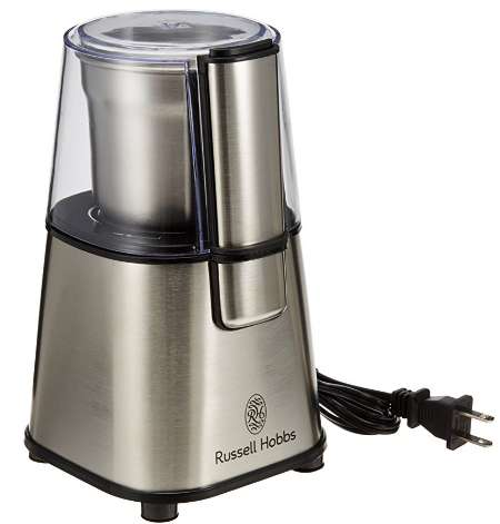 ラッセルホブス コーヒーグラインダー 電動 7660JP