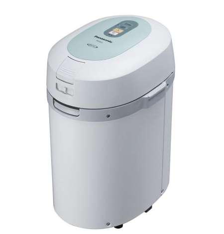 パナソニック 家庭用生ごみ処理機 温風乾燥式 3L MS-N23-G