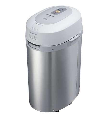 パナソニック 家庭用生ごみ処理機 温風乾燥式 6L MS-N53-S