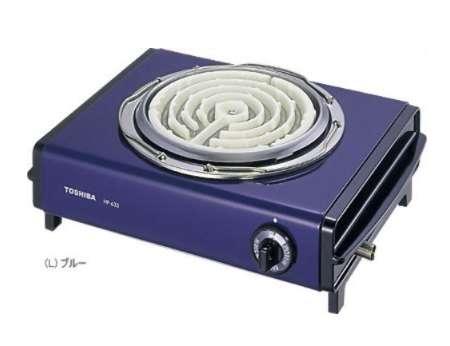 東芝 電気こんろ HP-635