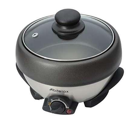 アビテラックス 電気 ミニプレート グリル鍋