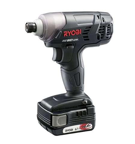リョービ 充電式インパクトドライバー BID1415 657700A