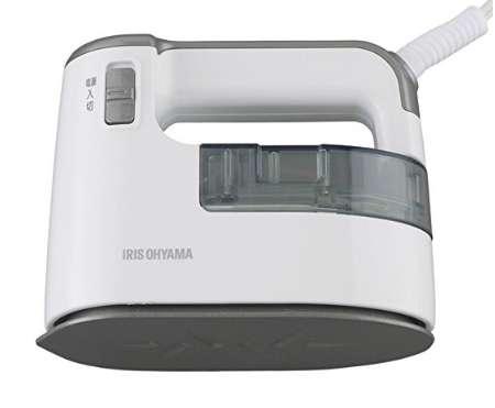 アイリスオーヤマ 衣類スチーマー IRS-01