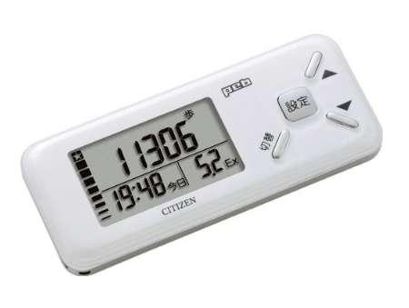 シチズン デジタル歩数計 peb TW610