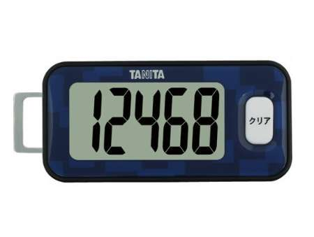 タニタ 3Dセンサー搭載歩数計 FB-731